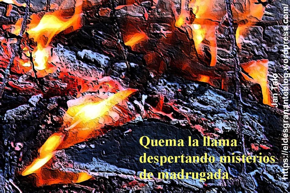 Fuego y brasa